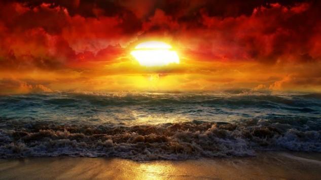 قطعاتی از تمثیل خورشید زندگی